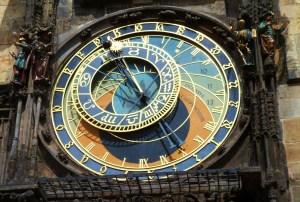 Clock, Prague