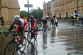 Men's cycling road race at Glasgow Commonwealth Games